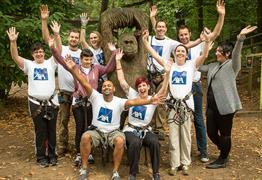 Go Ape Team Building
