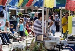 Street Food Thursdays @ The Harbourside Market