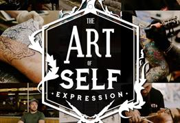 'The Art of Self Expression' at the Somerset Rural Life Museum