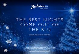 Radisson Blu Hotel Christmas Parties