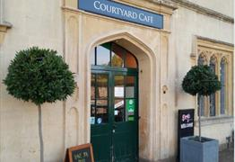 Ashton Court's Stable Café