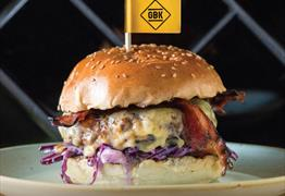Gourmet Burger Kitchen - The Mall