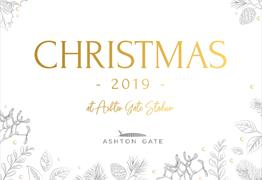Christmas at Ashton Gate