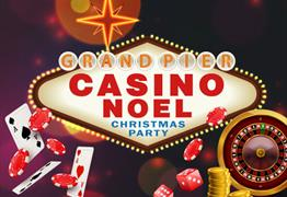 Casino Noel Christmas Parties at The Grand Pier