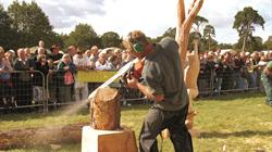 Living Heritage Wiltshire Game and Country Fair at Bowood House