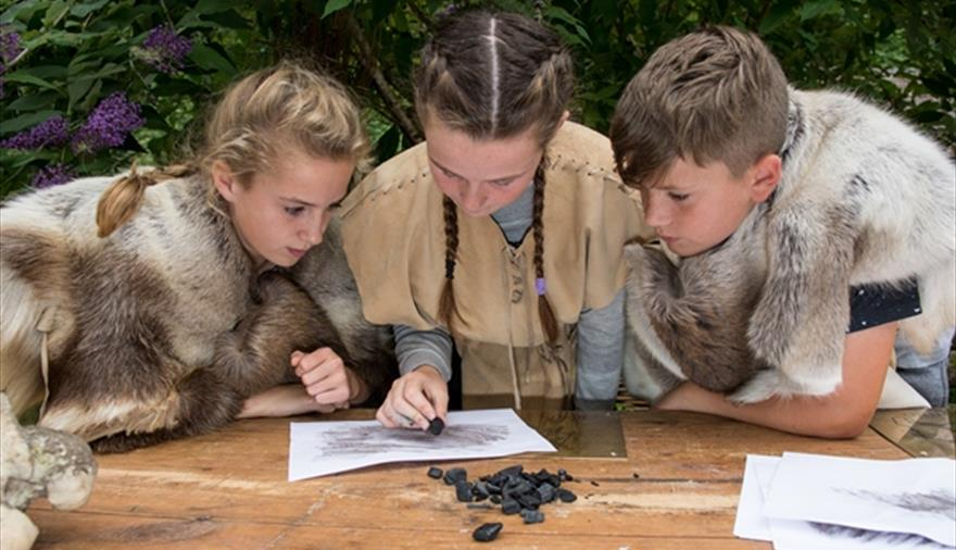 Stone Age Summer at Cheddar Gorge & Caves
