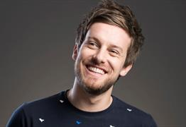 Chris Ramsey - The just happy to get out of the house Tour at Anson Rooms