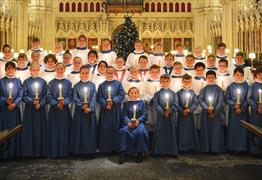 Wells Cathedral Christmas Carol Service