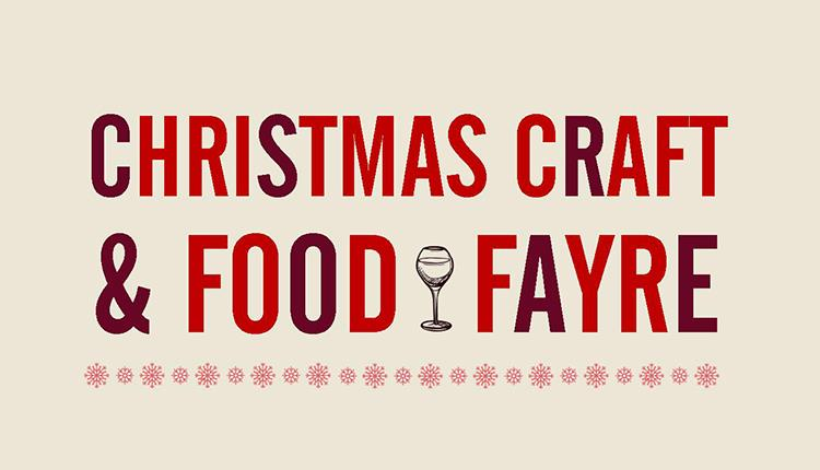 Christmas Craft & Food Fayre at The Gables Hotel