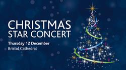 Christmas Star Concert at Bristol Cathedral