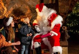 Christmas at Cheddar Gorge & Caves