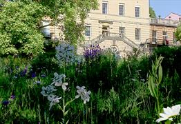 Private Garden Tours at Clifton Hill House