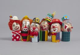 Clowns: The eggs-hibition at Bristol Museum & Art Gallery