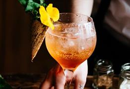 Cocktail masterclass at The Florist