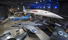 Concorde and other naval aircraft