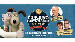 Cracking Conversations: 30 Years of Wallace & Gromit