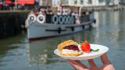 Cream Tea Cruise on Bristol Packet Boat Trips