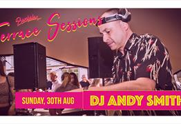 Terrace Sessions: DJ Andy Smith at Bambalan