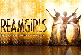 Dreamgirls at The Bristol Hippodrome