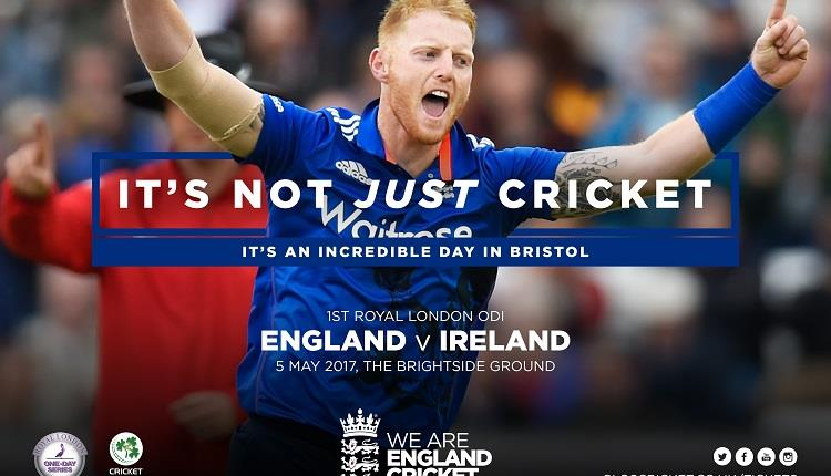 England v Ireland - Royal London One-Day International at The Brightside Ground
