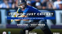 England v West Indies - Royal London One-Day International at The Brightside Ground