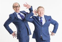 An Evening of Eric & Ern at Redgrave Theatre