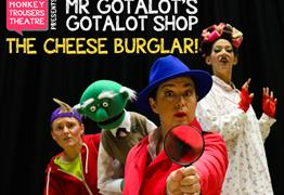 The Cheese Burglar! at Kelvin Players Studio Theatre