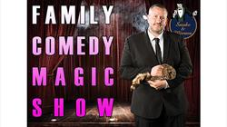 Family Comedy & Magic Show at Smoke & Mirrors