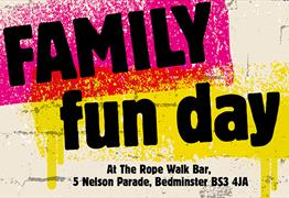 Family Fun Day at the Rope Walk Bar