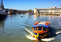 Pop up restaurant: The Vegetable Diva on Bristol Ferry Boats
