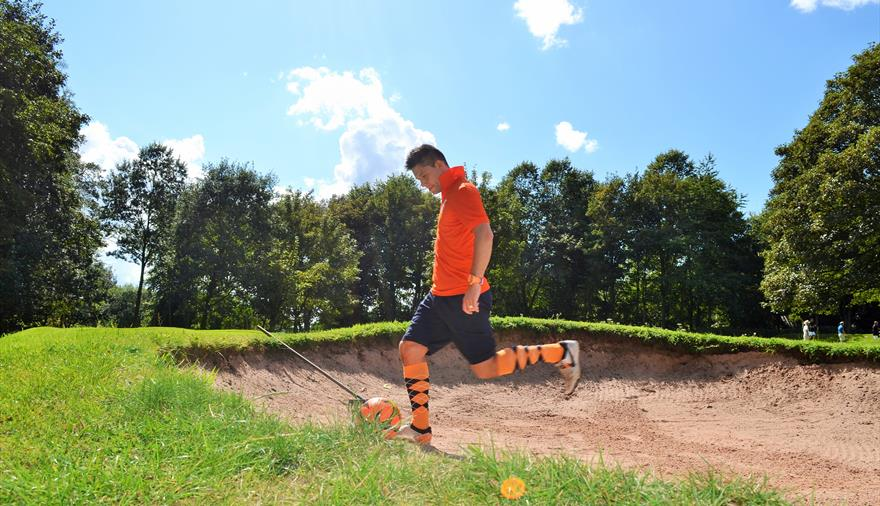 FootGolf at Ashton Court Estate