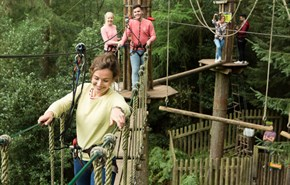Go Ape - Forest of Dean