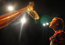 The Girl and the Giraffe at the 1532 Performing Arts Centre