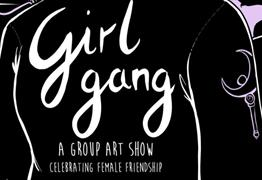 Girl Gang Art Show at SPACE