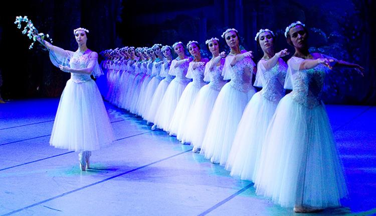 The Russian State Ballet & Orchestra of Siberia: Giselle at Bristol Hippodrome