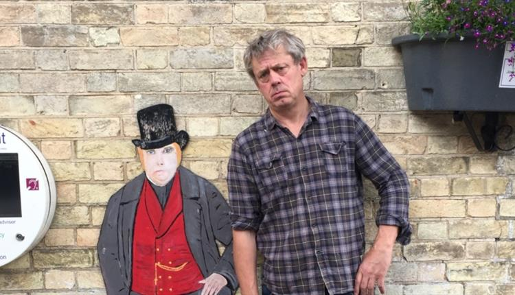 Graham Fellows - Completely out of Character at Tobacco Factory Theatres