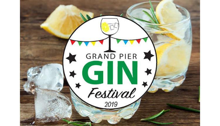 Grand Pier Gin Festival