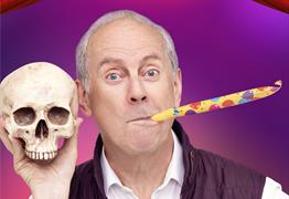 Gyles Brandreth: Break a Leg! at Redgrave Theatre