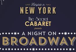 A Night on Broadway at The Passenger Shed