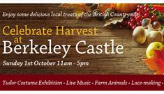 Celebration of Harvest at Berkeley Castle
