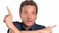 Henning Wehn at Bristol Old Vic