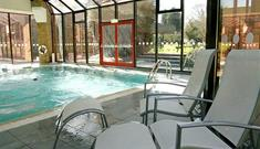 Pool at the Holiday Inn Filton