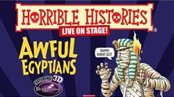Horrible Histories - Awful Egyptians at Bristol Hippodrome