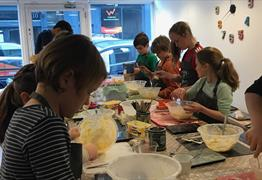 Holiday Cookery Courses for Children