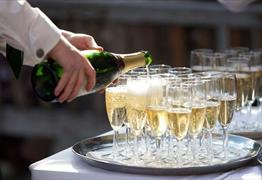 Joseph Perrier Champagne Evening with 5 Course Tasting Dinner at Ston Easton Park Hotel