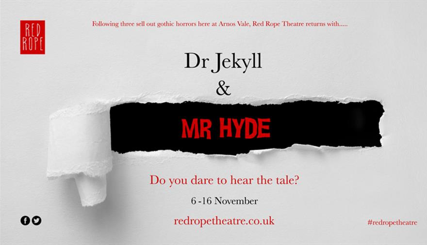 Dr Jekyll & Mr Hyde at Arnos Vale Cemetery