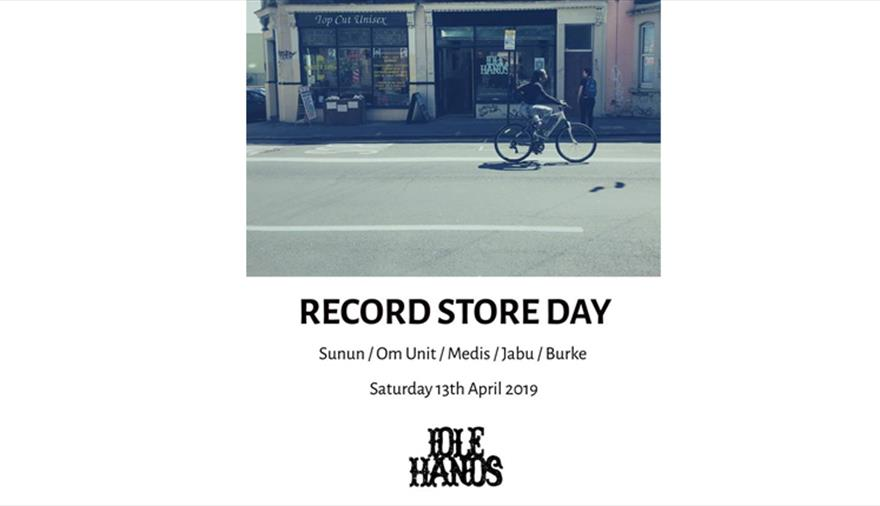 Idle Hands RSD