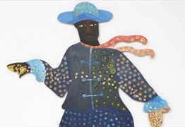 Lubaina Himid at Spike Island