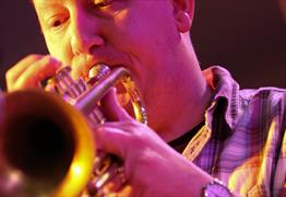 Jazz at Future Inn Bristol , Andy Hague's Double Standards