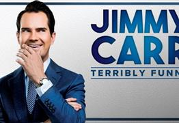 Jimmy Carr - Terribly Funny at Bristol Hippodrome